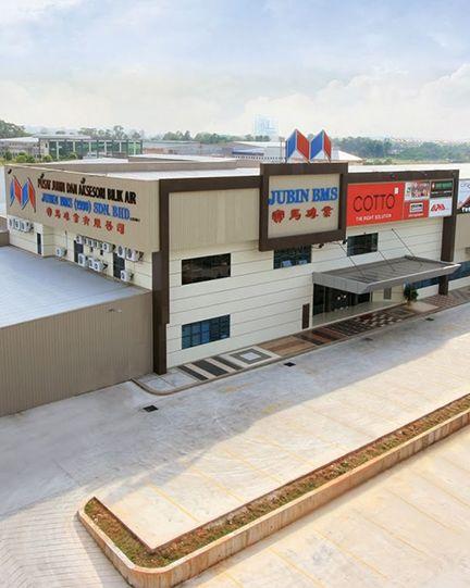 The Jubin BMS Building